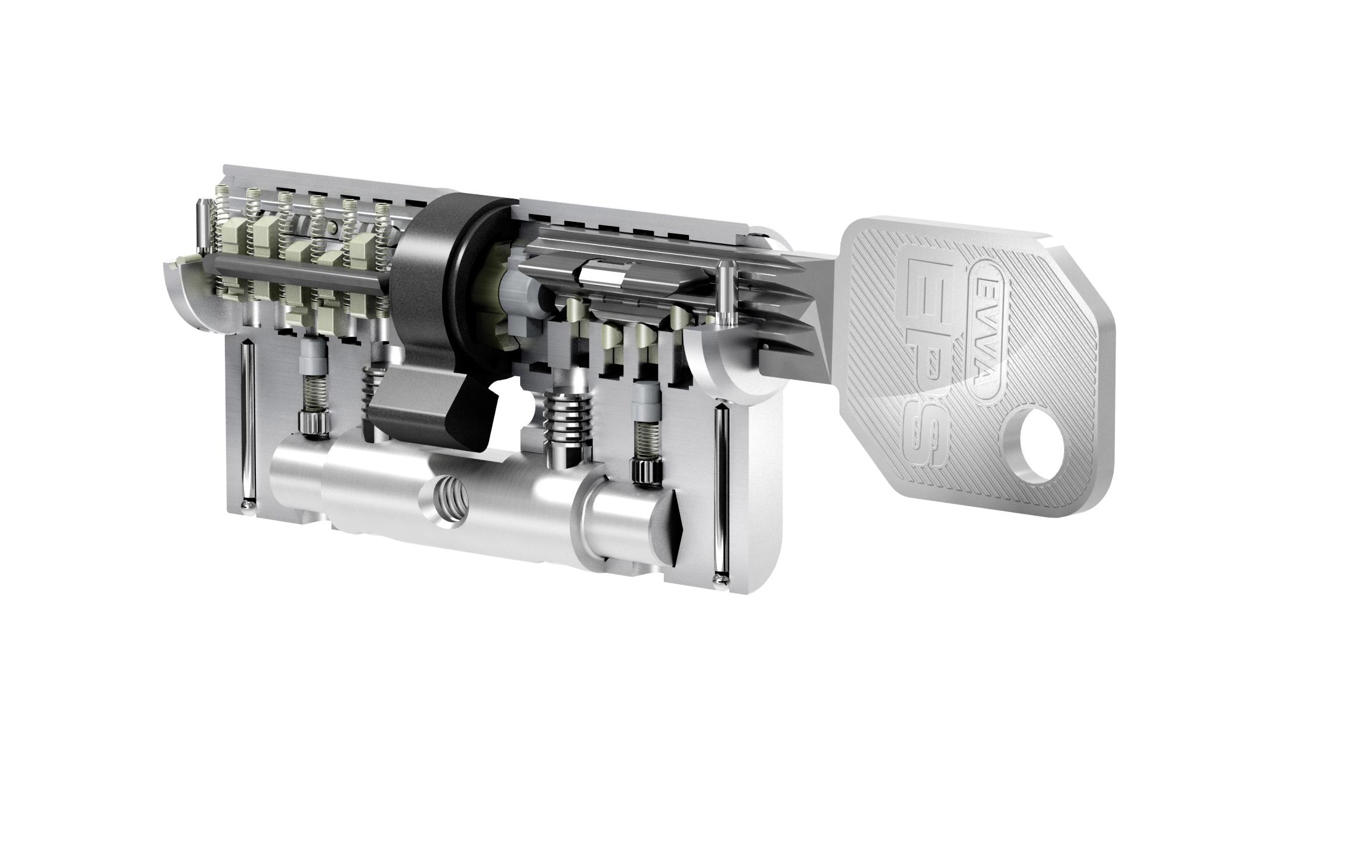 EPS veiligheidscilinder
